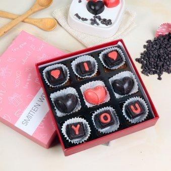 Handmade Chocolates for Lover