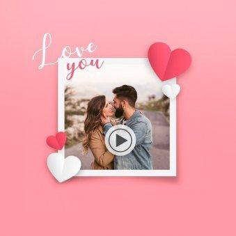 I Love You E Card