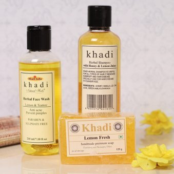 Khadi Skin N Hair Products