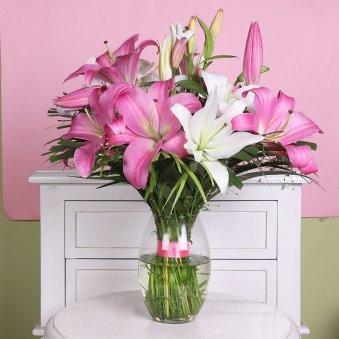 Lilies Love Bouquet