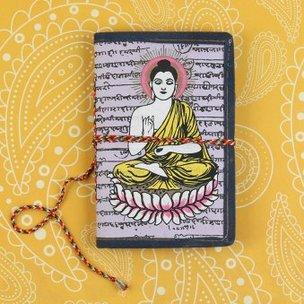 Lord Buddha Journal Notebook