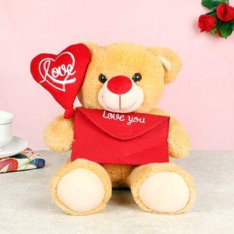 Teddy Bear For Valentine Gift