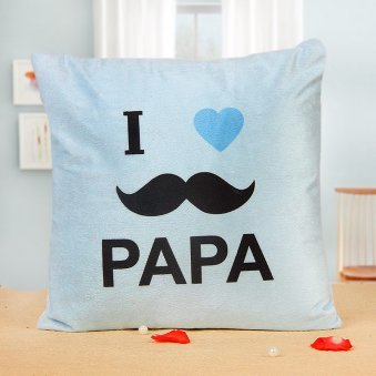 Love For Papa Cushion