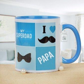 Love For Papa Mug