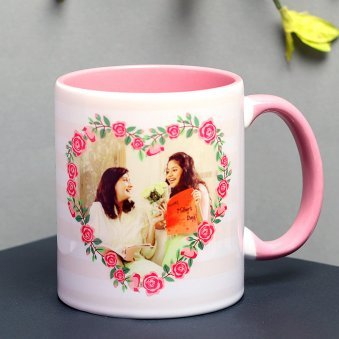 Personalised Coffee Mug for Mother - A Lovely Gift for Mother on Her Birthday