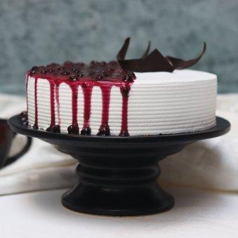 Melting Blueberry Cake