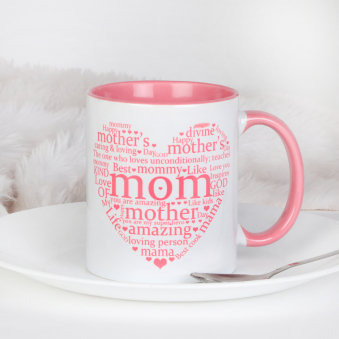 Mom Mug - A Quirky Mothers Day Gift