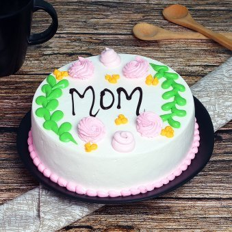 Mothers Love - A Mothers Day Special Cake for Mom