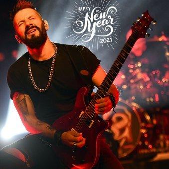 New Year Guitar Wish