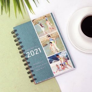 New Year Personalised Diary 2021