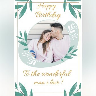 Happy B'day Partner E-Cards