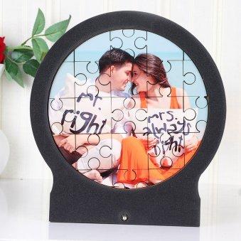 Personalised Jigsaw Frame