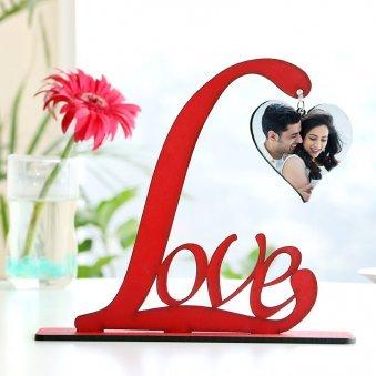 Personalised Love Showpiece
