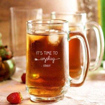 Best Personalised Beer Glasses