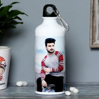 Personalized Bottle - A Birthday Gift for him