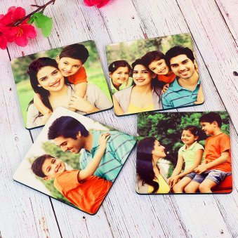 Combo of Personalised Coasters
