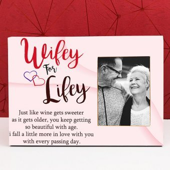Wife Photo Frame Online