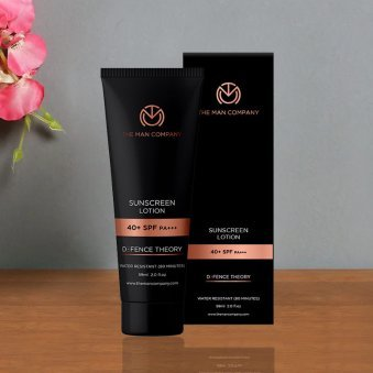 Sunscreen Lotion - First Gift of Powerful Skin Hydrator