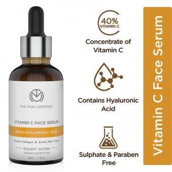 Vitamin C Face Serum Ingredients Info