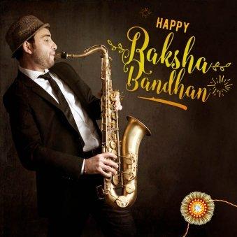Rakhi Special Saxophone Music