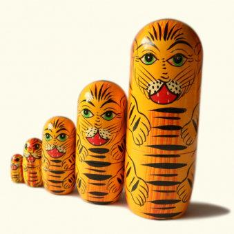 Rowdy Tiger Toy