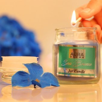 Gift Pack of Sea Breeze Jar Candle