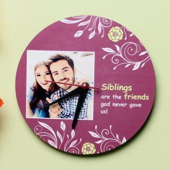 Siblinghood Clock