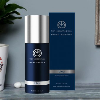 Bleu Body Perfume - First Gift of Smell Good Men Set Of Gift Hamper