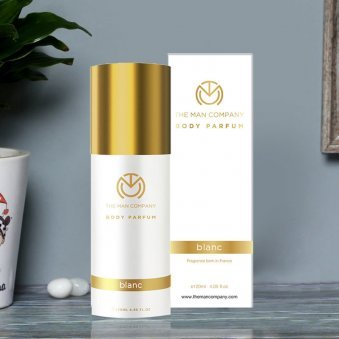 Blanc Body Perfume - Second Gift of Smell Good Men Set Of Gift Hamper