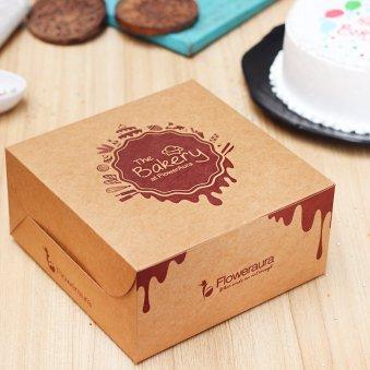 Snowlicious Cake Packaging Box