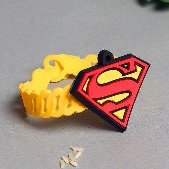 Product View in Superman Signature Rakhi Box