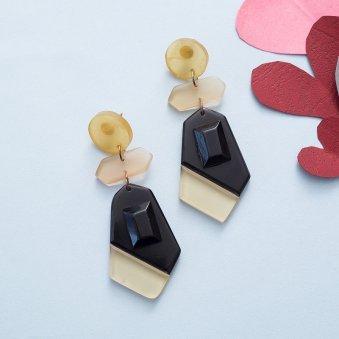 Stylish Geometric Earrings