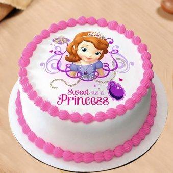Princess Poster Cake