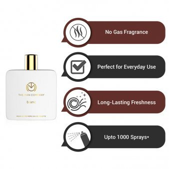 Specification of The Blanc Perfume