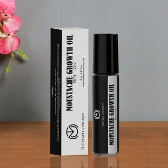 Moustache Growth Oil - First Product of The Man Gift Combo
