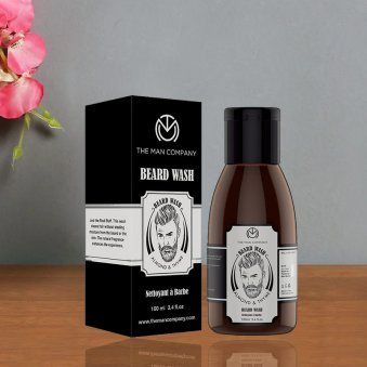 Beard Wash - Third Product of The Man Gift Combo
