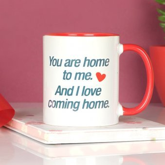 Valentines Day Personalize Mugs for Him/Her