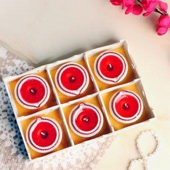 Traditional Diya Set - Diwali Gift