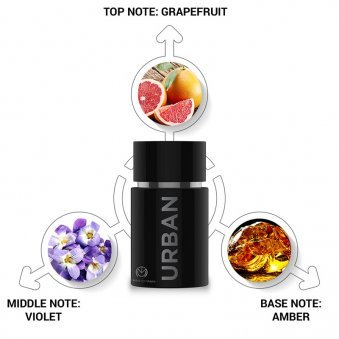 Urban Perfume Ingredients Info - Ultimate Perfume Gift For Men