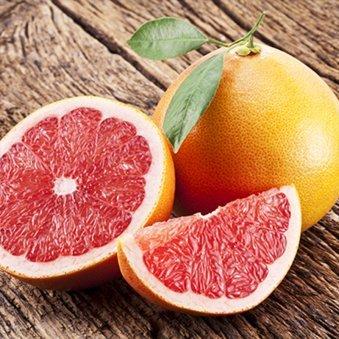 Grapefruit - Secound Ingredient of Urban Perfume