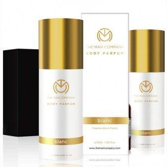 Body Perfume - A Gift of Urbane Man Styling Kit