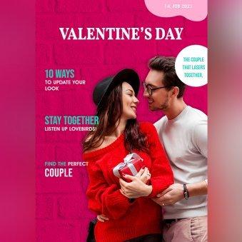 Valentine Edition EMagazine