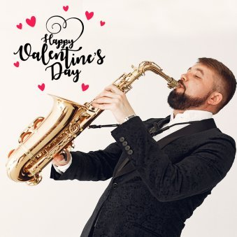 VDay Saxophone Wish