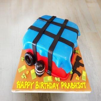 PUBG Cake for Boys