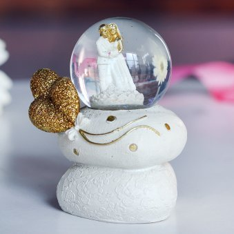 White Gold Couple Love