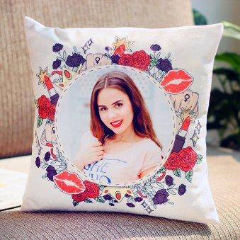 Womens Day Comfy Cushion - Personalised Cushion