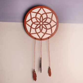 Wooden Dreamcatcher - A Unique Birthday Gift for Someone Special