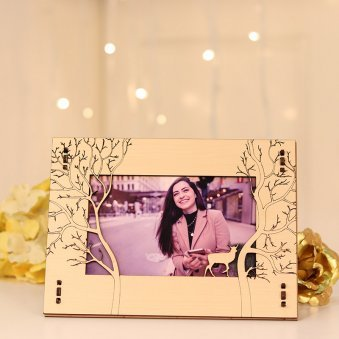 Personalised Tabletop Photo Frame for Her