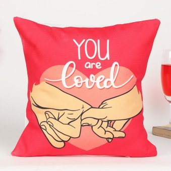 You Are Loved Cushion