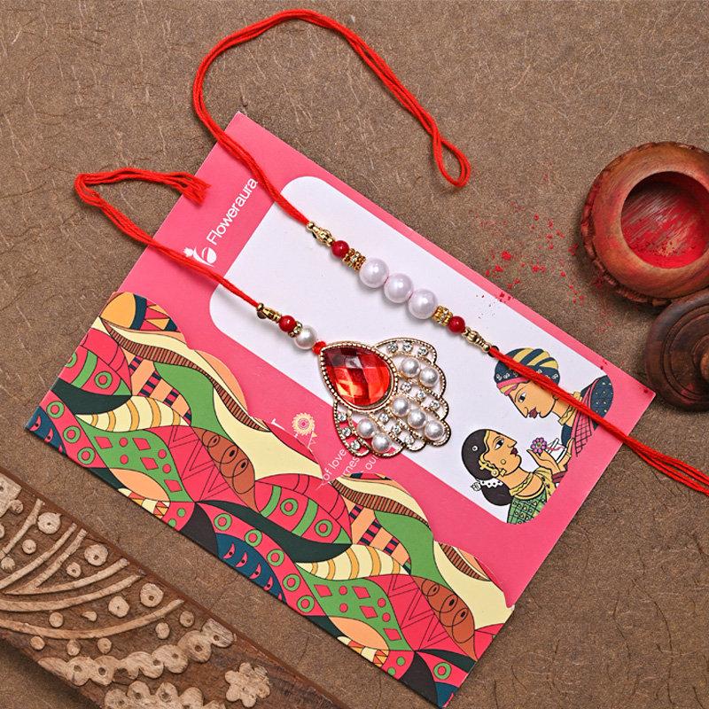 Online Bhaiya Bhabhi Rakhi Delivery in India